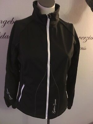 Galvin Green Damen Windstopper / Softshell Jacke , Gr S , Schwarz