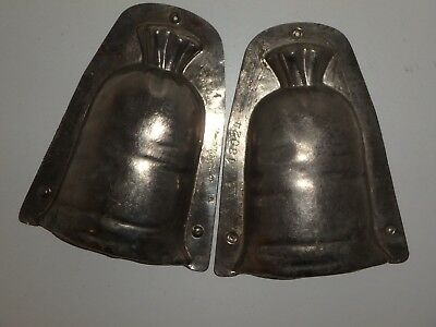 XRARE antike Schokoladenform GELDSACK antique chocolate mold ANTON REICHE #18024