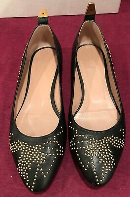 991bcaf6832 CAMPER SELLA FLATS In Black Leather, Brand New In Box, Size 7/37 ...