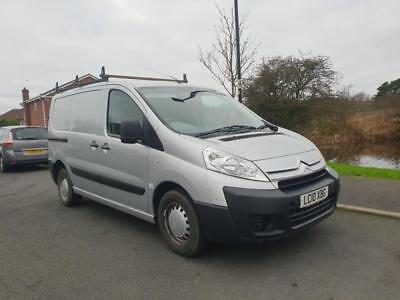 2010 Citroen Dispatch L1H1 In Silver. Faultless Driver, Great Van.