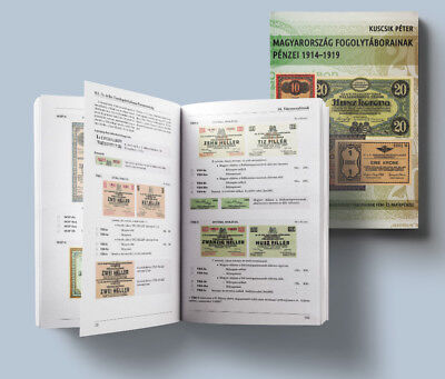 Paper money of POW camps in Hungary 1914-1919