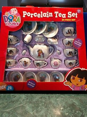 DORA PORCELAIN  tea set 24 pieces