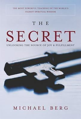 FREE SHIPPING The Secret : Unlocking the Source of Joy and Fulfillment