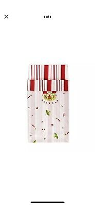 Ikea Torva Smultron Baby Cot Duvet Cover Pillow Case Strawberry Kids Crib child