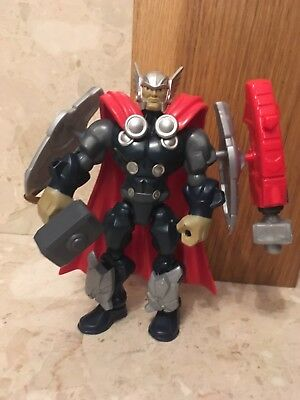 Thor Marvel Masher (with Accessories)
