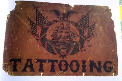 Collectible Signed Copy - Vintage Tattoo Flash - Volume 1