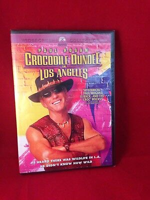 Crocodile Dundee in Los Angeles (DVD, Brand New)