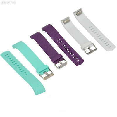 89EC Strap for Fitbit Charge2 Small Wristbands Diamond Baraclet Smart Watch