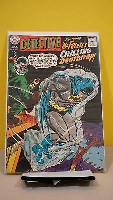 "Detective Comics #373 - (Fn+/vf) - ""mr Freezes Chilling Deathtrap!"""