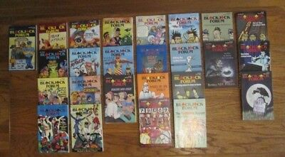 Blackjack Forum Magazine collection, 1981-2003, very collectible, 63 issues