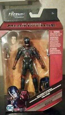 Dc Comics Multiverse Legends Of Tomorrow The Atom Action Figure Rookie Buildable