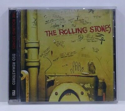 The Rolling Stones -Beggars Banquet [DSD Remaster] (CD, Aug-2002, ABKCO Records)