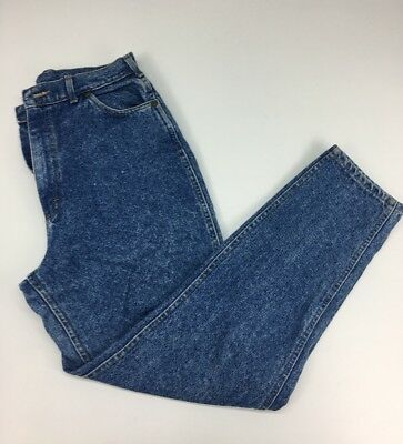 07ebc81d Vintage 90's Lee Jeans Mom Jeans High Waist Tapered Leg Women's Size 14 ...
