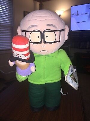 South Park Plush New With Tags Mr Garrison