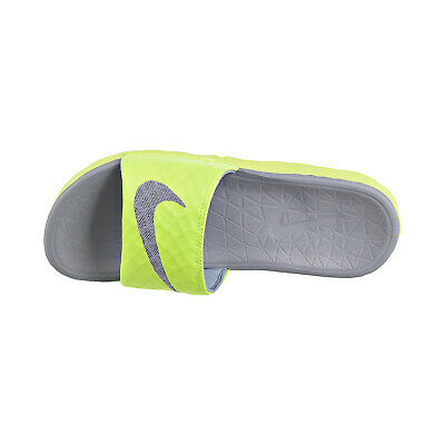 Nike Benassi Solarsoft Slide 2 Men's Sandals Volt/Black/Dove Grey 705474-700