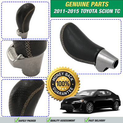 Leather Shift Knob Scion tC 2011-2014 TRD Automatic OEM NEW! AT