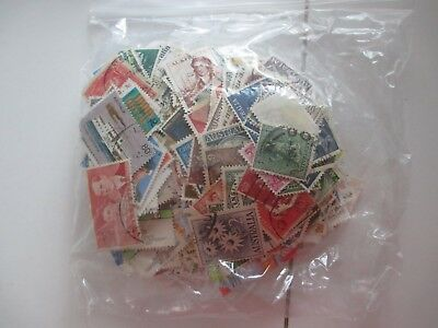 Australian used stamps old