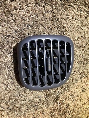 q Oem 98-01 DODGE RAM TRUCK DASH HEATER VENT PASSENGER SIDE Medium GRAY