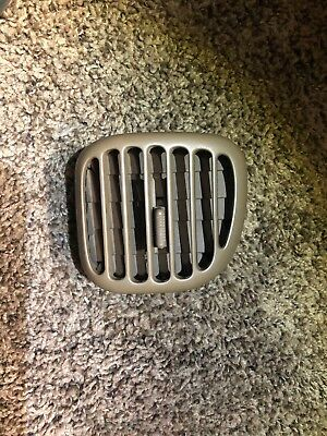 q Oem 98-01 DODGE RAM TRUCK DASH HEATER VENT PASSENGER SIDE TAN