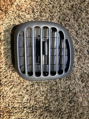 q Oem 98-01 DODGE RAM TRUCK DASH HEATER VENT DRIVER SIDE Medium Gray