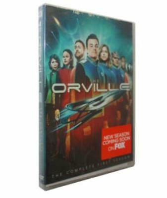 The Orville Season 1( DVD2018 4-Disc Set) Brand New Sealed Free Shipping