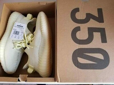 NEW 100% Adidas Yeezy Boost 350 V2 BUTTER U.S. Size 8 Free US Shipping/Tracking