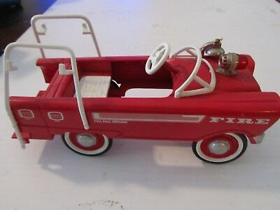 Vintage 1995  Kiddie Car Classics 1962 Murray Fire Truck