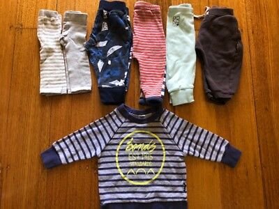 Bonds Pants And Jumper Size 0 Bulk Lot
