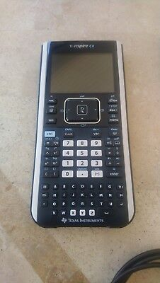TI-NSPIRE CX NON CAS CALCULATOR FOR IB - with Protective Sleeve & Charging Cord
