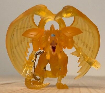 Winged Dragon of Ra Exclusive Clear Official Yu-Gi-Oh! Figure Series 2 Yugioh