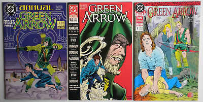 Green Arrow 1-46 + Annual 1-3 Mike Grell