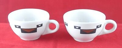 2 Ahwahnee Large Coffee Cups Yosemite National Park Sterling China USA