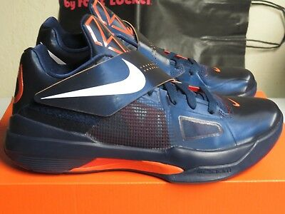 brand new f8a03 63eac NIKE AIR KD 4 IV KD4 ENTOURAGE Dubs Warriors Dub Nation Kevin Durant ...