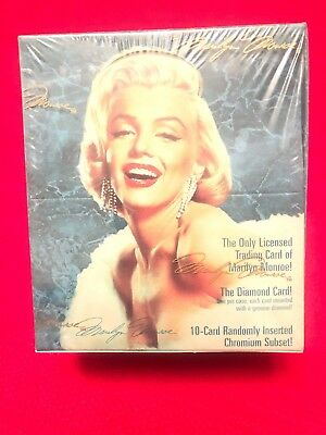 MARILYN MONROE 1993 SPORTS TIME FROM SEALED CASE 5 BOXES MINT SEALED