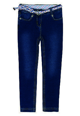 81f09353697 Steiff Collection Jeggings Jeans Hose Mini Girl Wies n Girl Neu 6723004 Sale