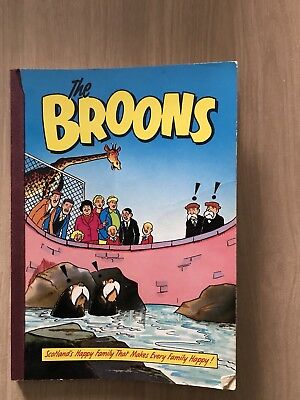 The Broons 1989
