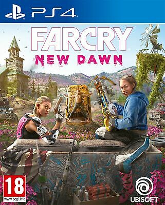 Far Cry New Dawn Inc Bonus DLC (PS4) IN STOCK NOW Brand New & Sealed UK PAL