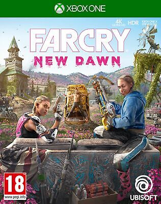 Far Cry New Dawn Inc DLC (Xbox One) IN STOCK NOW Brand New & Sealed UK PAL