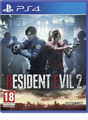 Resident Evil 2 Ps4 Nuovo Pre Order Day One 25/01/19!!