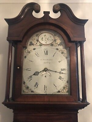 Antique grandfather clock Cost £650 - Low Starting Price For Quick Sale