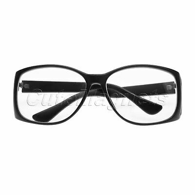 1 Pair 0.5mmpb Lead Spectacles Lead Glasses With Box X-Ray Front/Side Protection