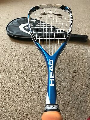 HEAD Power Pro Liquidmetal Squash Racket