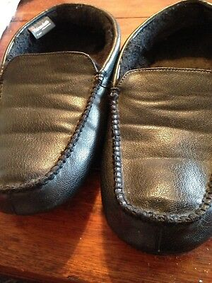 Mens Slipper Size 9