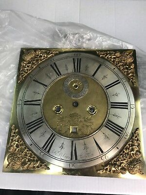 longcase grandfather clock movement