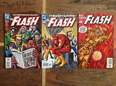 Flash 184, 186, 188 NM