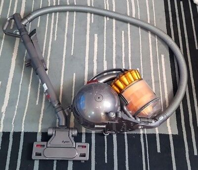 Dyson DC39 Bagless Vacuum Cleaner with Multi-Floor and Turbine Head