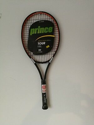 Prince Textreme Warrior 100L Tennis Racket. STOCK CLEARANCE !!!!