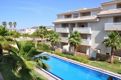 Holiday Apartment For Rent In Costa Blanca Spain.