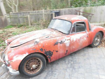 Mga Coupe LHD 1500 restortation project