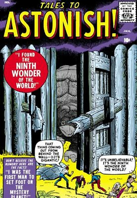 Tales to Astonish Magazine Collection 1959 - 1968  101 Issues In PDF On DVD Rom